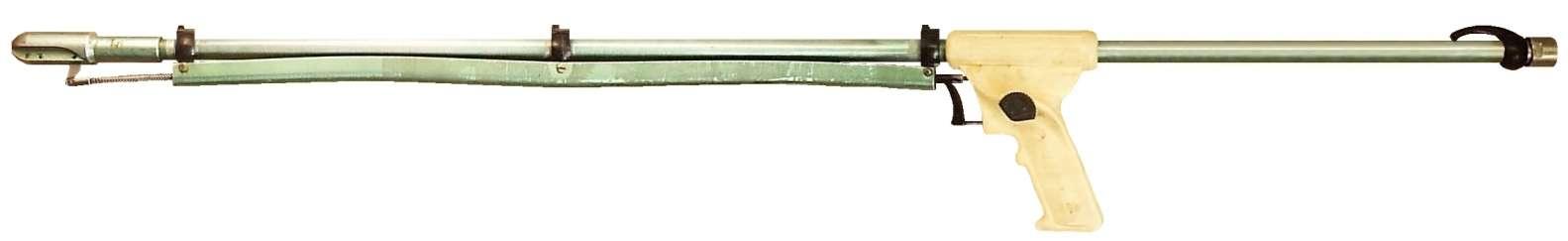 Воздушное ружье с гарпуном